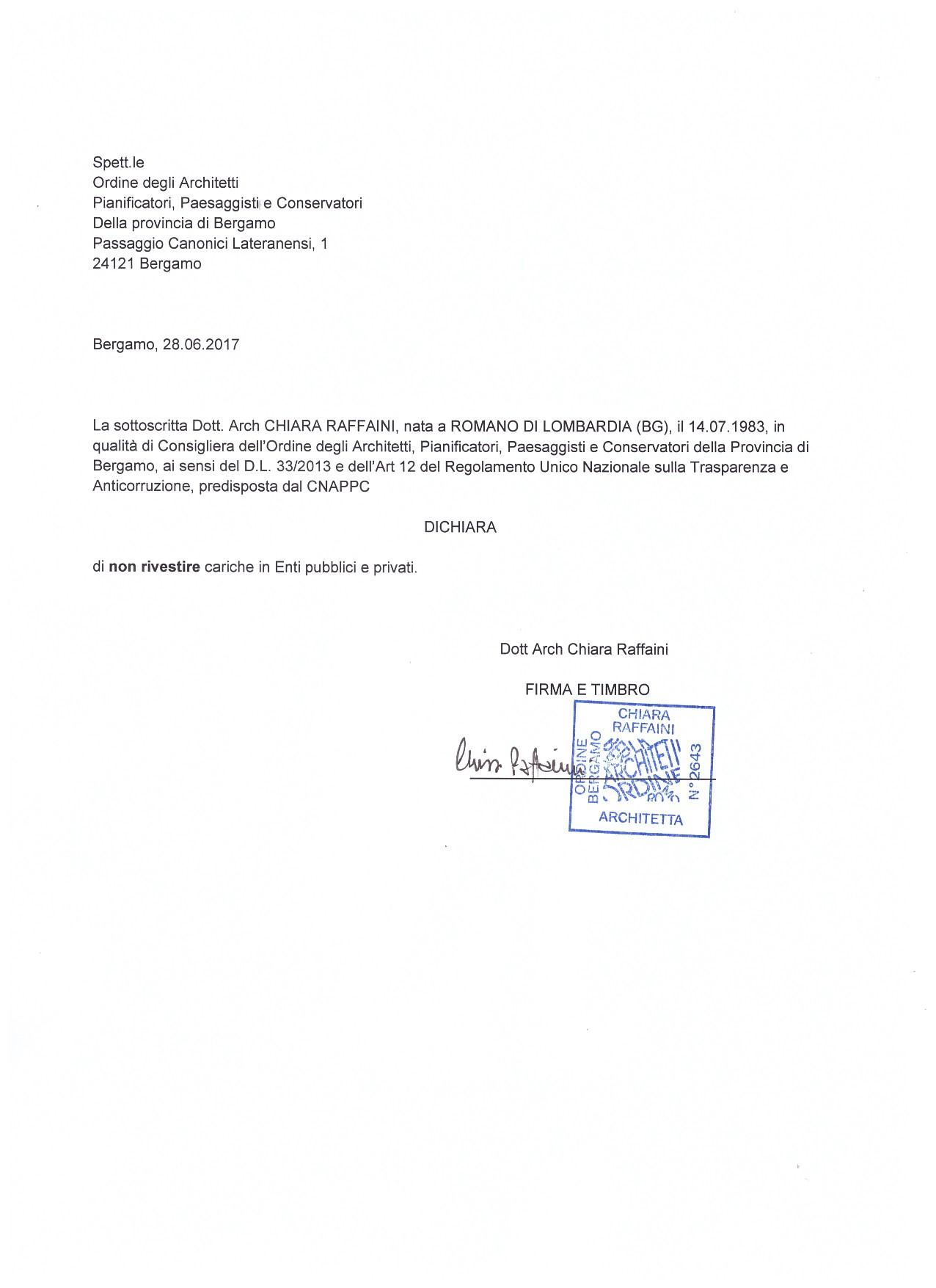 Architetti A Bergamo consiglio trasparente | ordine degli architetti