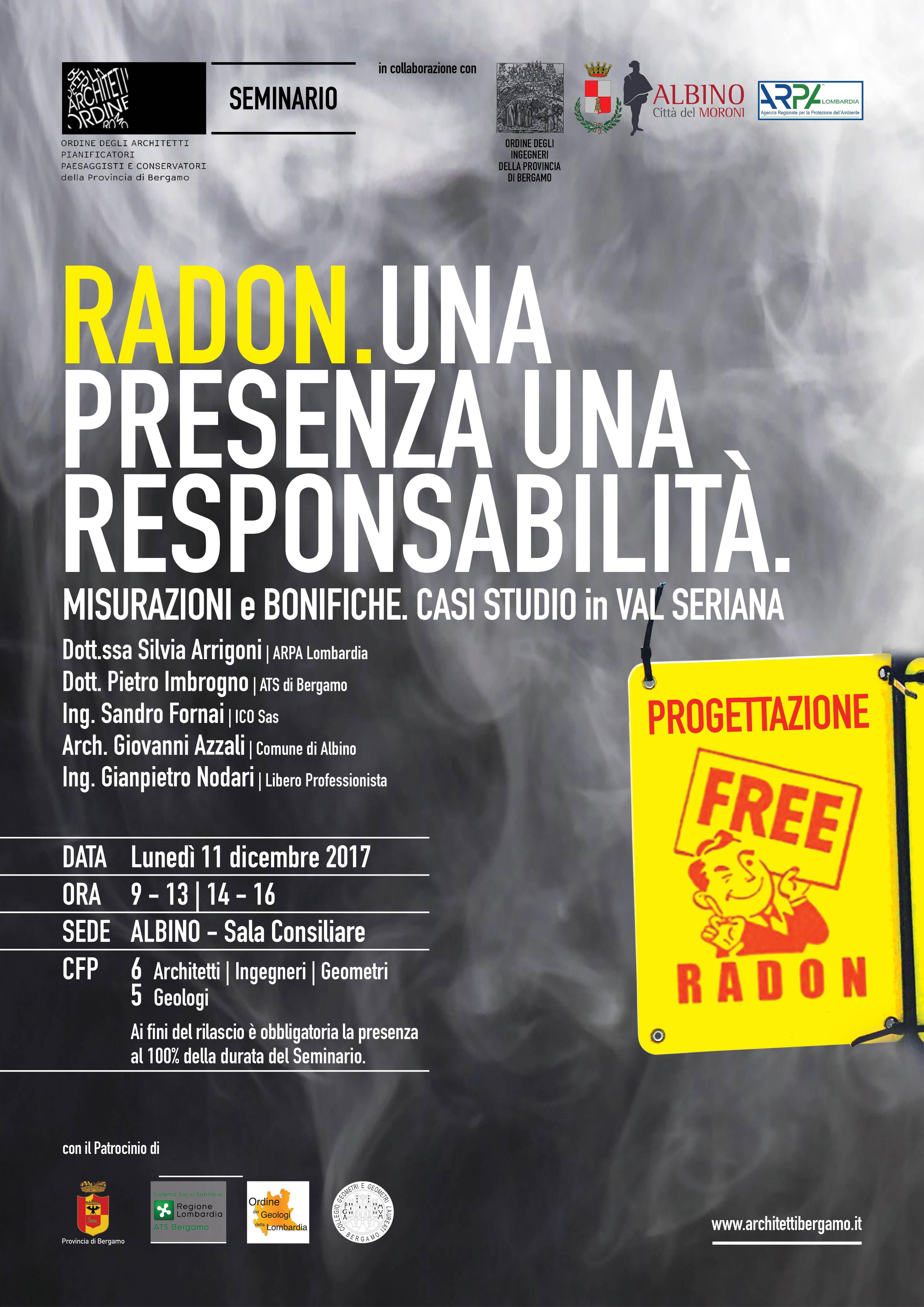 OAB_Seminario_Radon_11_dicembre_radon_free_Locandina