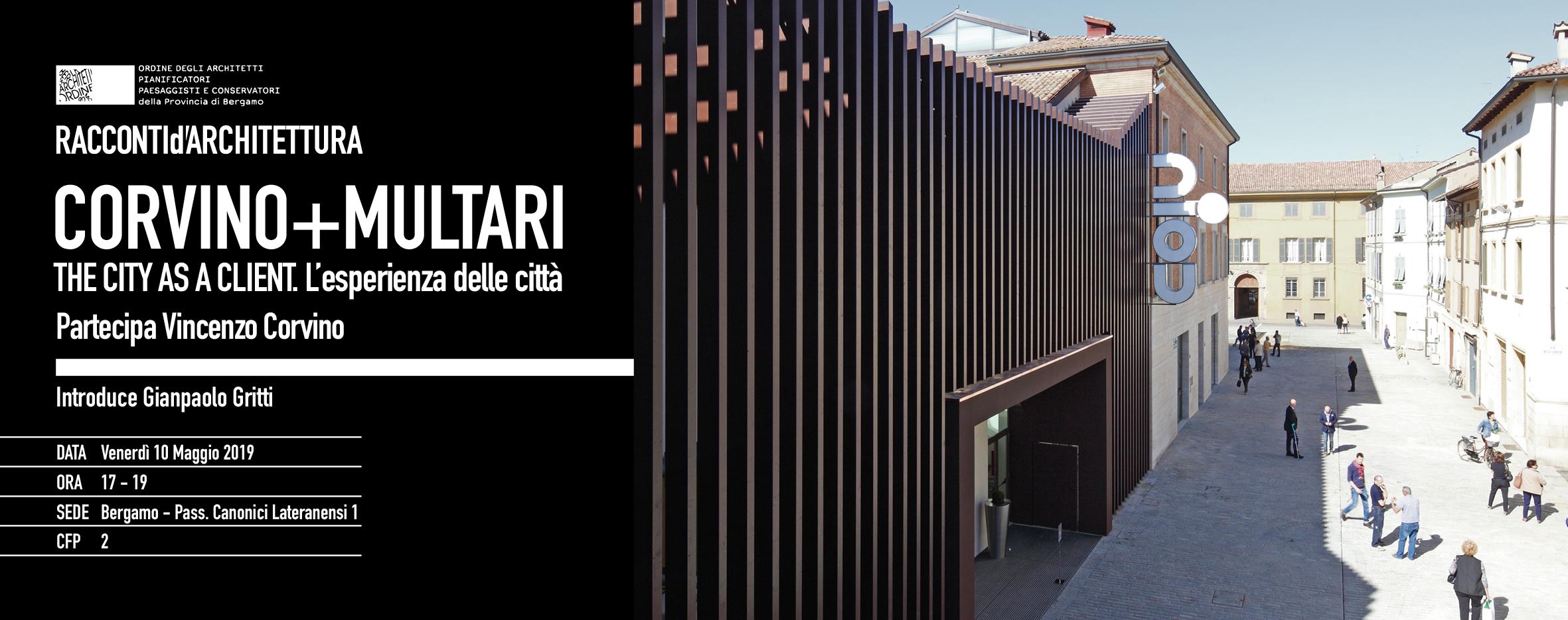 Architetti A Bergamo oab incontra vincenzo corvino | ordine degli architetti