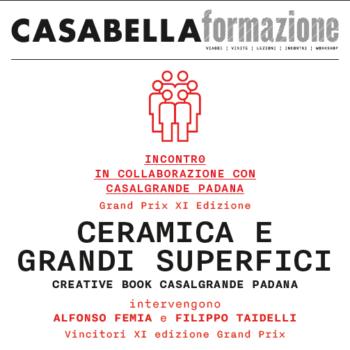 CERAMICHE E GRANDI SUPERFICI