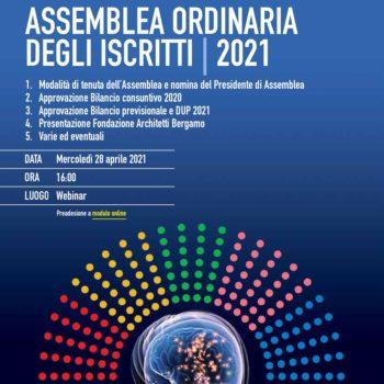 REPORT ASSEMBLEA 2021